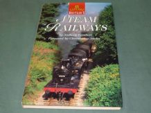 EXPLORE BRITAIN'S STEAM RAILWAYS (Lambert 1995)